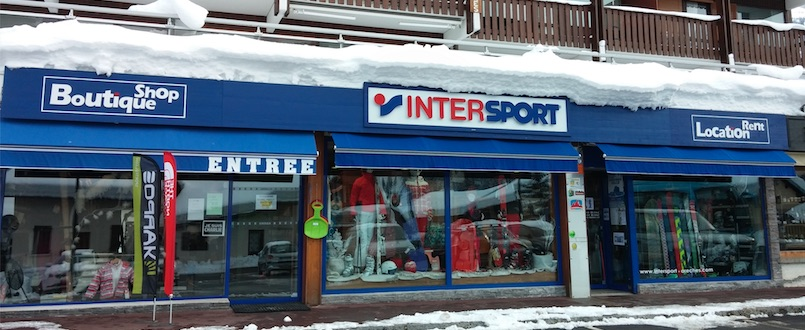intersport ARECHES-BEAUFORT
